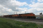 BNSF 6538 & others (4)