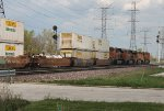 BNSF 6538 & others (5)