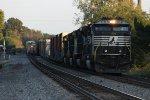 Trains at a Stop