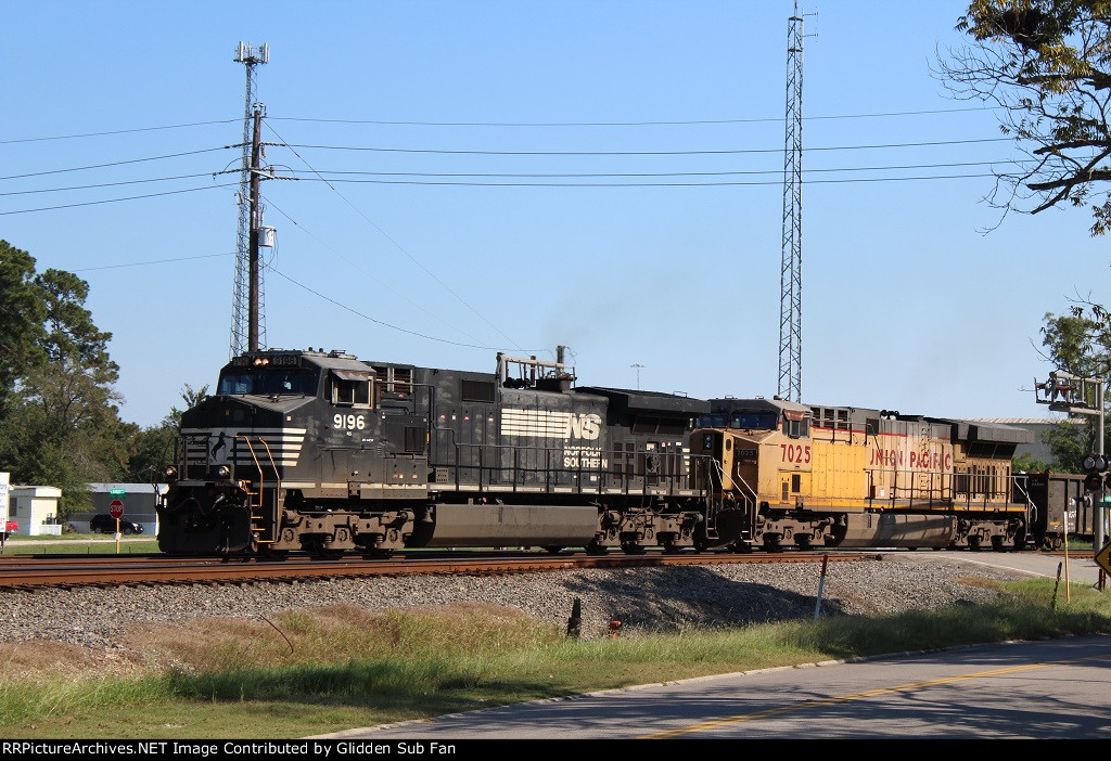 NS 9196 leads the MHOSH-30