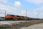 NB BNSF coal train