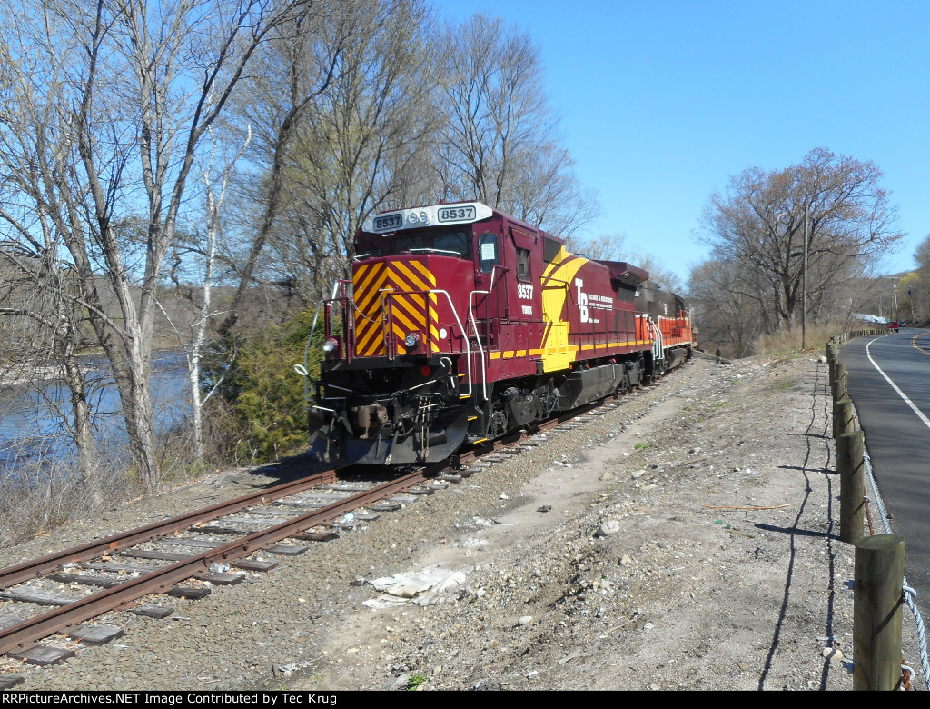 TBRX 8537 & NAUG 2203
