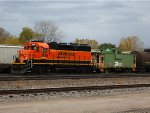 BNSF 2606