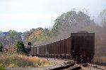 Westbound NS coal train