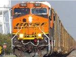 BNSF ES44DC 7855