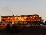 BNSF C44-9W 4918