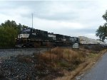 NS 9650 Heading West