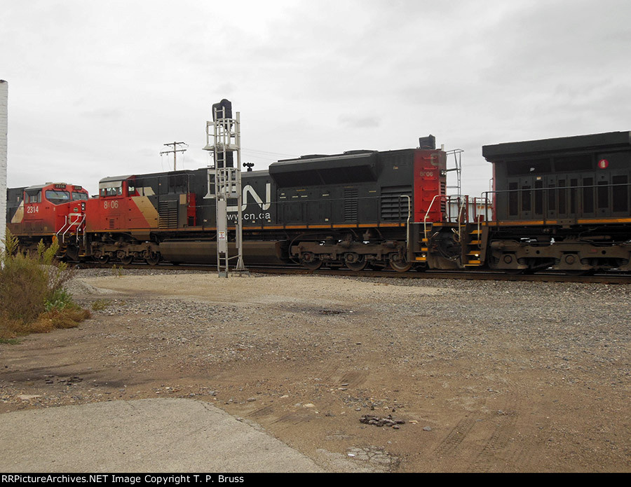 CN 8006, CN 2314, et al.