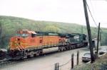 BNSF in Hump Service