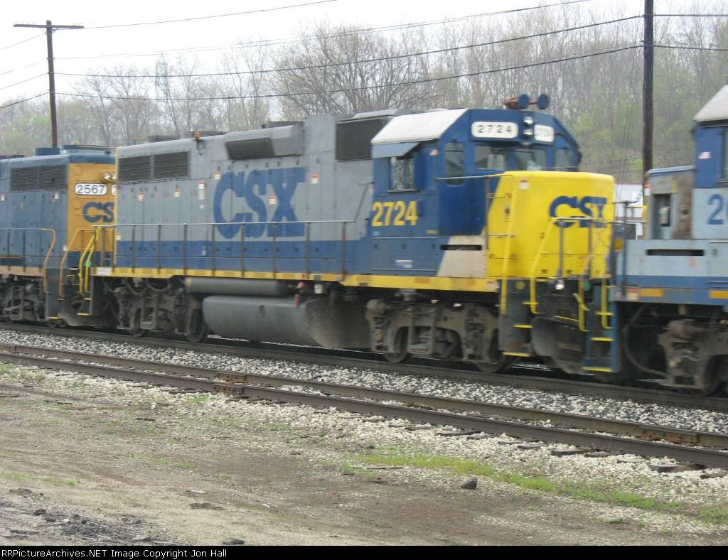 CSX 2724