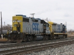 CSX 2646 & 9249 to the rescue
