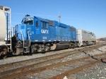 GMTX 2676 & GLLX 3002 leaving the yard