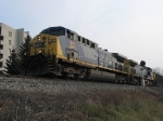 N914 with CSX 95 & 110