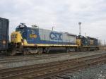 CSX 9249 & 2568