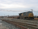 CSX 5253 with X100