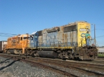 CSX 2699 and 9119