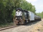 NS 5151 brings B47 south