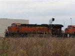 BNSF ET44C4 3968