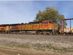 BNSF C44-9W 4729