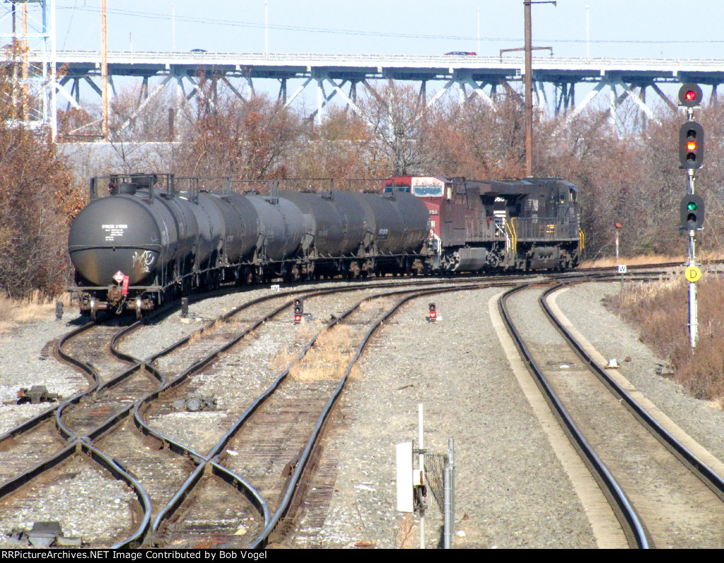 NS 7565 and CP 9750