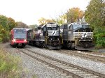 NJT 3508; NS 5287 and 2628
