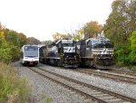 NJT 3518; NS 5287 and 2628