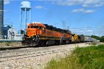 BNSF 2005 and 2874