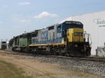 CSX 7533 & HLCX 8170 heading east as G010