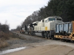 FEC 103 behind NS 9186 & WC 6943