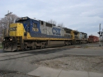 CSX 7605 & 9035 with Q335