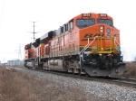 BNSF 5851 & 9346