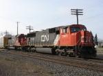 CN 5611 & IC 6120