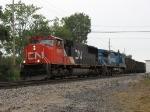 CN 5611 & CSX 7304