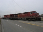CP 9666 & 8507 leading X500
