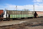 Burlington Northern FMC Covered Hopper