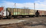Burlington Northern Covered Hopper