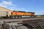 BNSF 5654 Roster.
