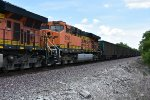 BNSF 6158 Roster.