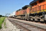 BNSF 4094 Roster.