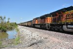 BNSF 8462 Roster.