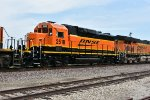 BNSF 2518 Rebulit now a GP39-3!!