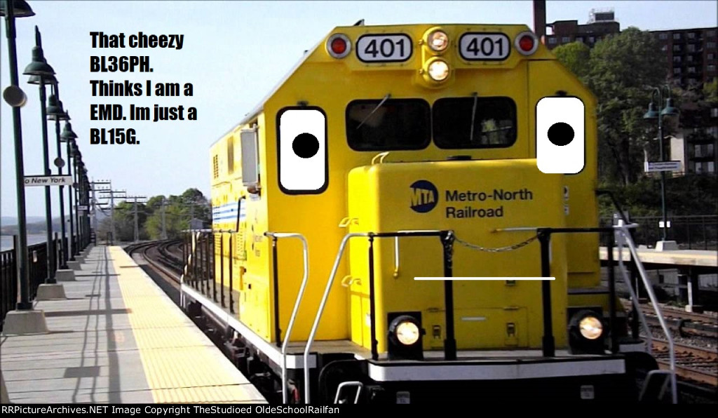 Metro-North vs. Tri-Rail.
