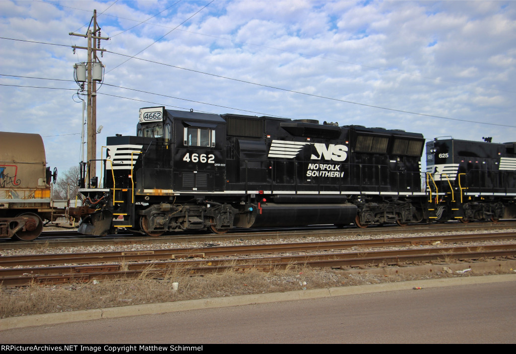 NS 4662