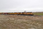 Union Pacific 6052 East