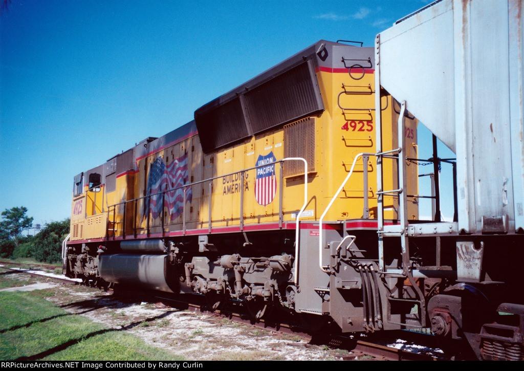 UP 4925 on RVSC