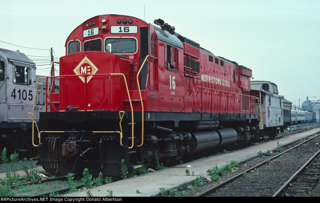 M&E C430 16