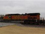 BNSF C44-9W 4775