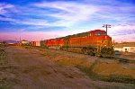 BNSF 7720 W/B