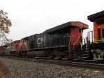 CN ES44DC 2322