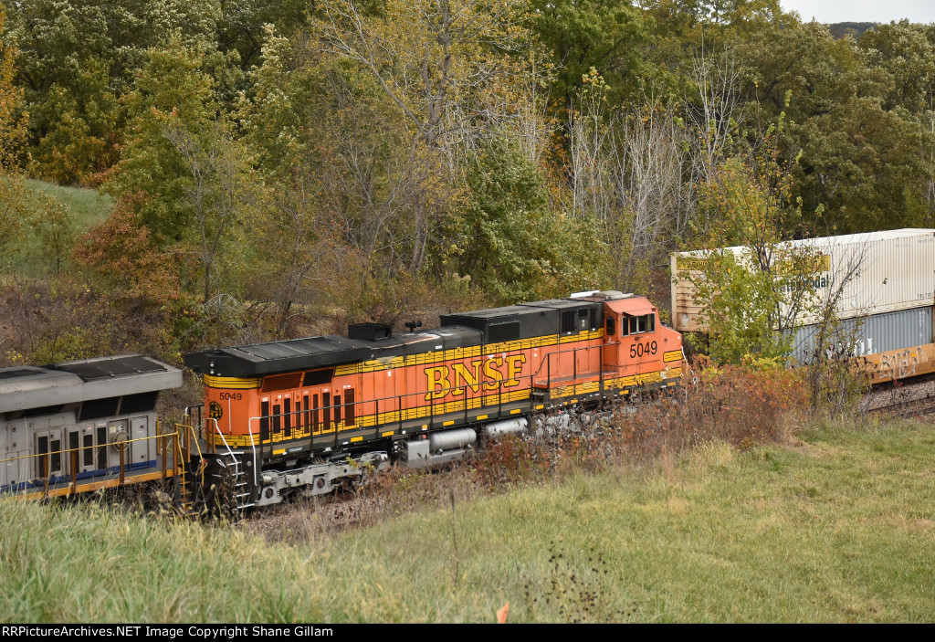 BNSF 5049 Roster.
